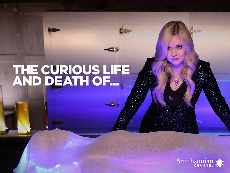 The Curious Life and Death of... - Dr. Lindsey Fitzharris
