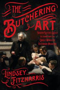 The Butchering Art Book - Dr. Lindsey Fitzharris